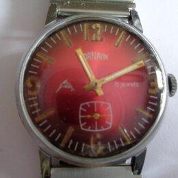 """Наручные часы - Часы ЗиМ,механика,с браслетом,экспорт ный циферблат""""Корнавин"""", 0"""