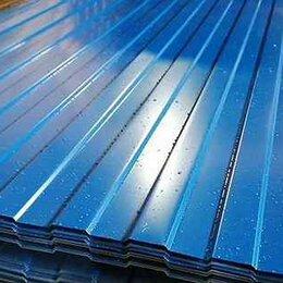 Металлопрокат - Профнастил С-20 1,15х3 синий, 0
