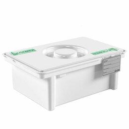 Лабораторное и испытательное оборудование - Емкость-контейнер ЕДПО-5 полипропиленовый для дезинф. и предстерилизационной обр, 0