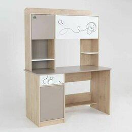 Компьютерные и письменные столы - Стол письменный Котофей, 0