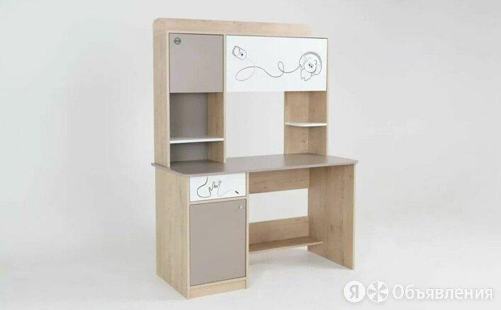 Стол письменный Котофей по цене 12892₽ - Компьютерные и письменные столы, фото 0