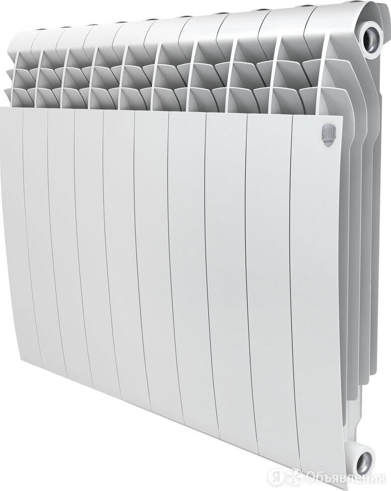 Радиатор биметаллический Royal Thermo BiLiner 350 Bianco Traffico VR, 10 секций по цене 12960₽ - Радиаторы, фото 0