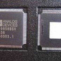 Радиодетали и электронные компоненты - Микросхем AD9858BSVZ, 0