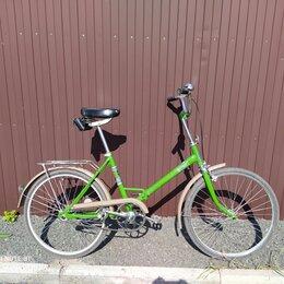 Велосипеды - Велосипед Салют в хорошем состоянии, 0