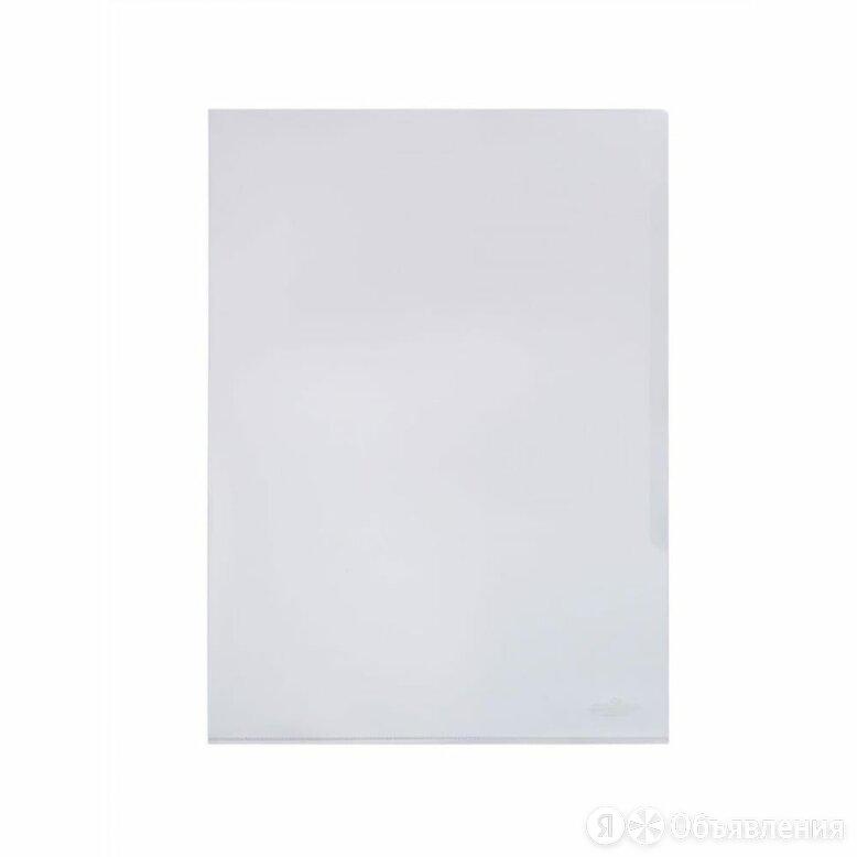 Папка-уголок Durable 230919 по цене 201₽ - Канцелярские принадлежности, фото 0
