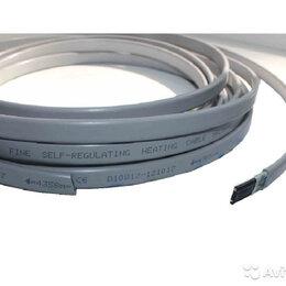 Электрический теплый пол и терморегуляторы - Греющий кабель 220/24- 10 М.П, 0