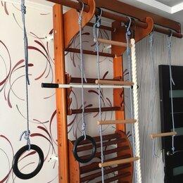 Игровые и спортивные комплексы и горки - Спортивный комплекс kampfer wooden ladder wall, 0