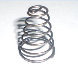 Металлопрокат - Пружина коническая 2,6х17,0(30,0)х100, 0