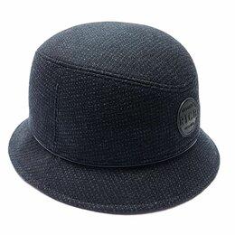 Головные уборы - Панама шляпа мужская шерстяная LF (с/серый), 0