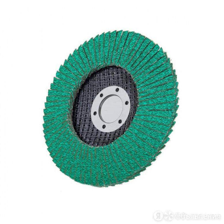 Торцевой лепестковый круг БАЗ ZD20XW TopCool по цене 185₽ - Для шлифовальных машин, фото 0
