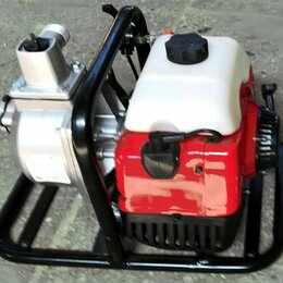 Мотопомпы - Мотопомпа бензиновая 1E40F -6, 0