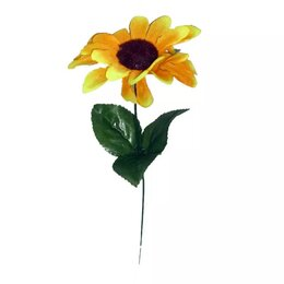 Садовые фигуры и цветочницы - Искусственный подсолнух 32см 001-388, 0