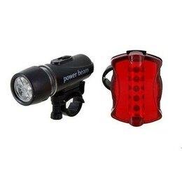 Фонари - Комплект светодиодных фонарей на велосипед, 0