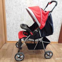 Коляски - Детская  прогулочная коляска Geoby, 0
