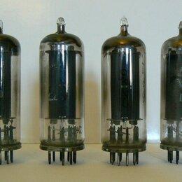 Радиодетали и электронные компоненты - Радиолампы импортные новые и б\у, 0