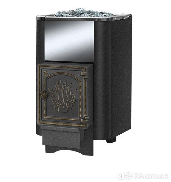 Банная печь ВЕЗУВИЙ Сенсация 16 Антрацит (ДТ-4) без выноса по цене 29790₽ - Камины и печи, фото 0
