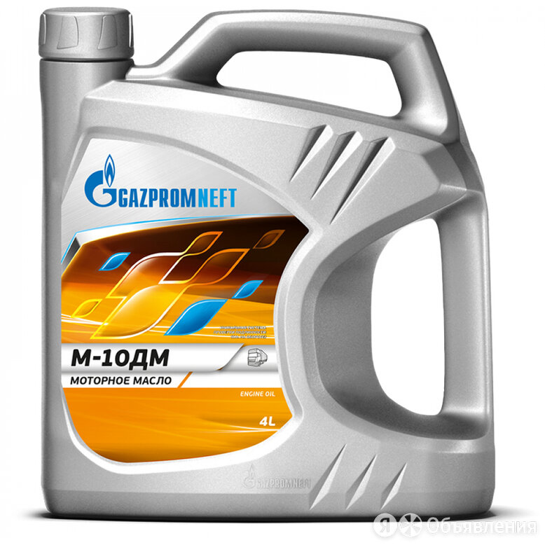 Масло GAZPROMNEFT М-10ДМ по цене 1040₽ - Масла, технические жидкости и химия, фото 0