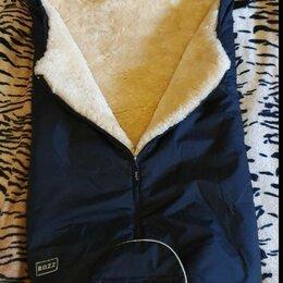 Конверты и спальные мешки - Конверт детский Bozz натуральная овчина, 0
