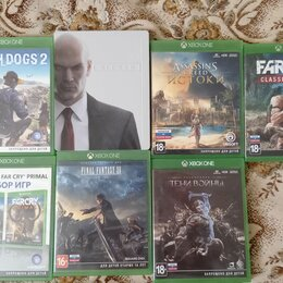 Игры для приставок и ПК - Игры для Xbox One, 0