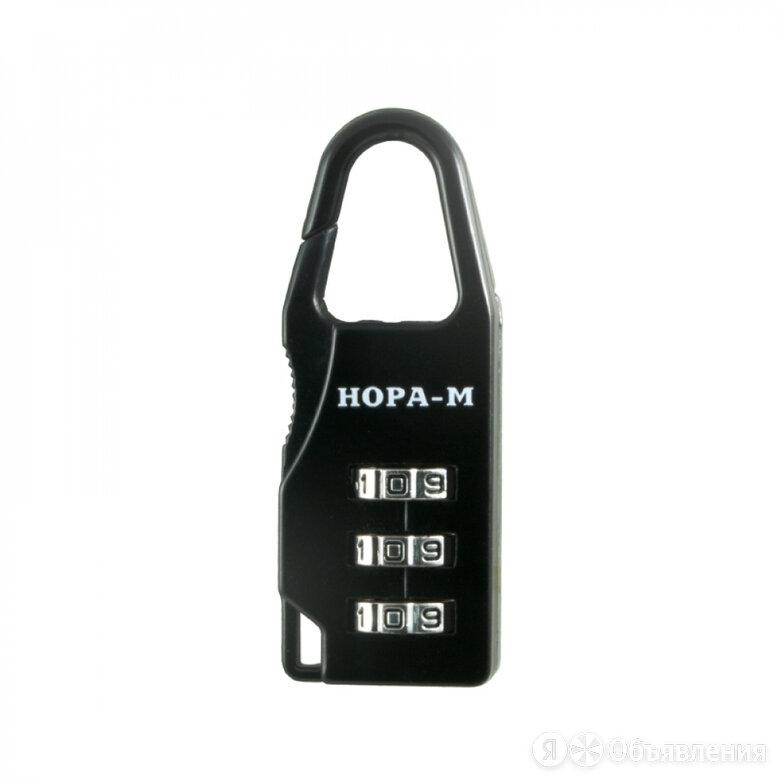 Навесной кодовый замок НОРА-М 603 по цене 139₽ - Рюкзаки, фото 0