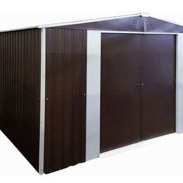 Готовые строения - Металлический сарай 3x2м, 0