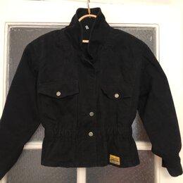 Куртки - Джинсовая куртка в стиле бомбер Cross Jeans, 0