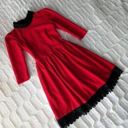 Платья - Новое платье!(с кружевом)🌹НА ТОРЖЕСТВО, 0