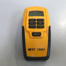 Измерительные инструменты и приборы - Ультразвуковой дальномер FIT 18684, 0