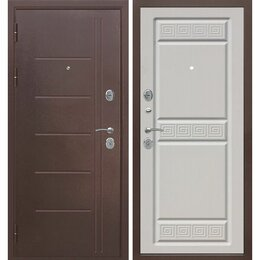 Входные двери - FERRONI Входная дверь ТРОЯ АНТИК, 0