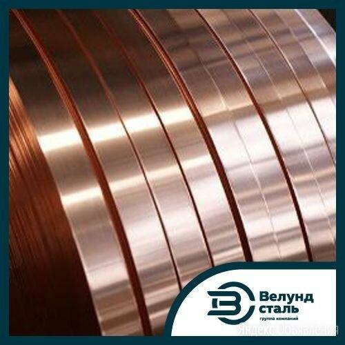 Лента бронзовая БрКМц3-1 0,7х300 по цене 2795₽ - Металлопрокат, фото 0