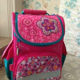 Рюкзаки, ранцы, сумки - Ранец школьный для девочки tiger, 0