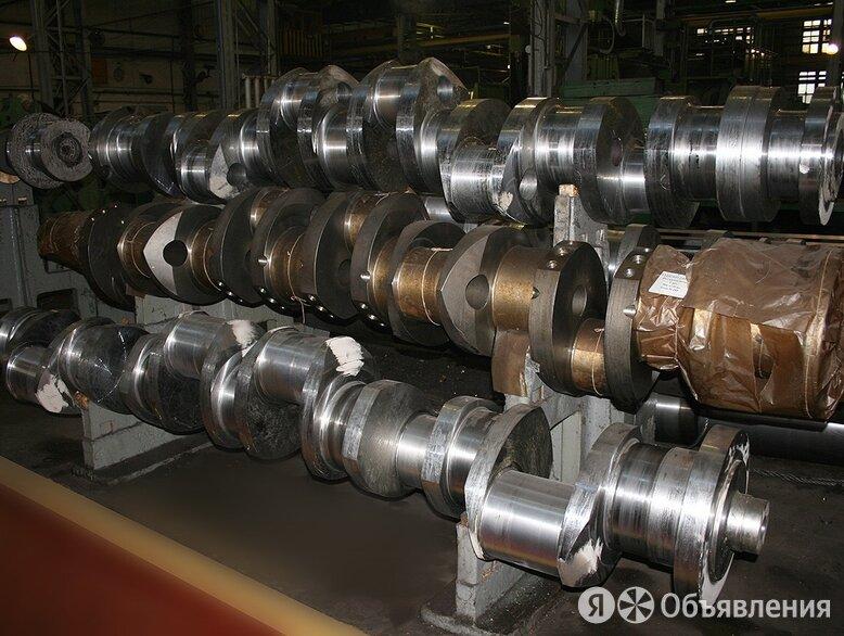 Вал коленчатый 2Д49.8спч по цене 950000₽ - Для железнодорожного транспорта, фото 0