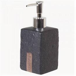 Мыльницы, стаканы и дозаторы - Дозатор для жидкого мыла BATH, фарфор, DIS, 3983, Рыжий Кот, 0