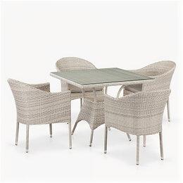 Кресла и стулья - Комплект мебели «Бер из искусственного ротанга [надо-3»], 0