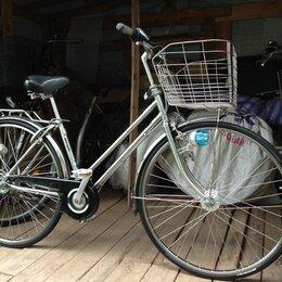 """Велосипеды - Велосипеды (Япония) на """"Ремне"""" 3 скорости, 0"""