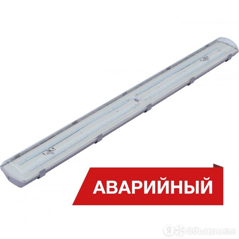 """Аварийный светодиодный светильник Диора """"LPO/LSP A"""" 38Вт 5400Лм 5000К IP65. П... по цене 4837₽ - Настенно-потолочные светильники, фото 0"""