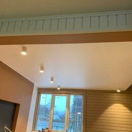Потолки и комплектующие - натяжной потолок зал , 0