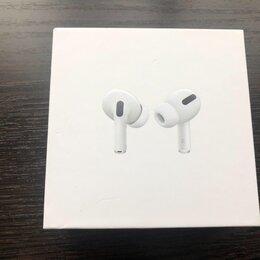 Наушники и Bluetooth-гарнитуры - Apple AirPods Pro б/у оригинал, 0