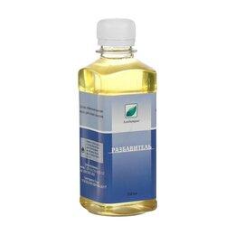 Полоскание и уход за полостью рта - Альбатрос Разбавитель масляный для масляных красок, «ЭМТИ», 250 мл, 0