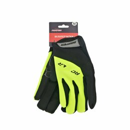 Средства индивидуальной защиты - Перчатки ROXTER, M, черный/зеленый, 0