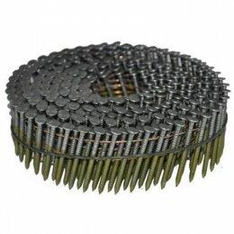Скобы, гвозди и штифты - Гвоздь барабанный с винтовой накаткой CNW 25/45 BOSCH, 0