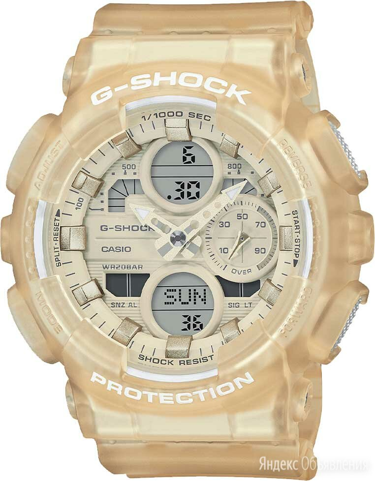 Наручные часы Casio GMA-S140NC-7AER по цене 12390₽ - Наручные часы, фото 0