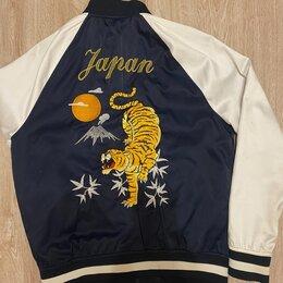 Куртки - Куртка с вышивкой, 0