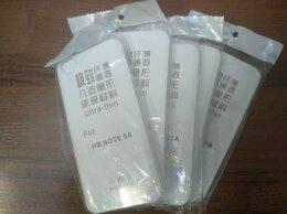 Чехлы - Прозрачный силикон Redmi 5 5 Plus Note 5a, 0