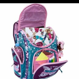 Рюкзаки, ранцы, сумки - Рюкзак школьный grizzly , 0