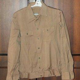 Военные вещи - Рубашка советской армии, 0