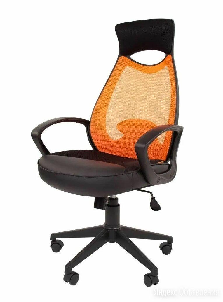 Офисное кресло CHAIRMAN 840 по цене 11080₽ - Компьютерные кресла, фото 0