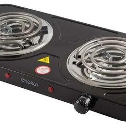 Плиты и варочные панели - Электрическая плита Energy EN-904В, 0