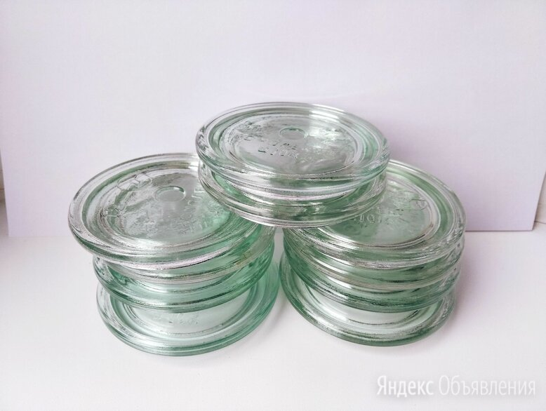 Крышки стеклянные по цене 50₽ - Крышки и колпаки, фото 0