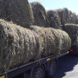 Товары для сельскохозяйственных животных - Сено в рулонах2021, 0